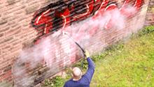 Graffiti eemaldamine