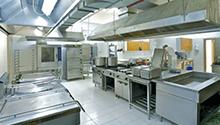 Suurköökide puhastamine